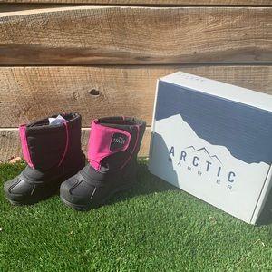 Shoes - Arctic Barrier Kids Snow Boots Size 12
